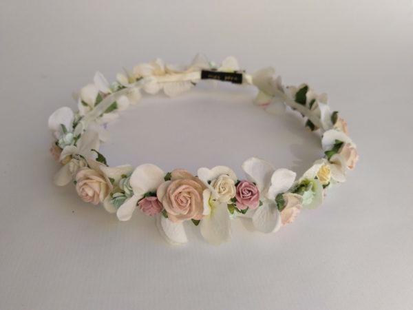 Corona floral LORENA
