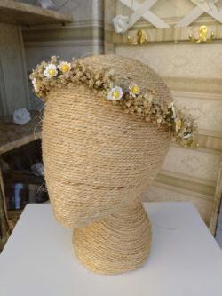 Corona floral panicualata PATRICIA