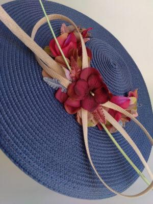 Pamela azul y rosas CORDOBA M