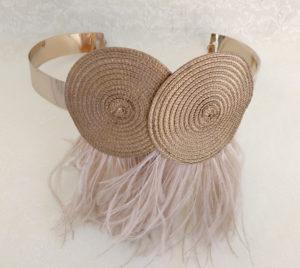Cinturon dorado nudes SAMANTHA 2