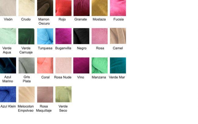 colours guantes