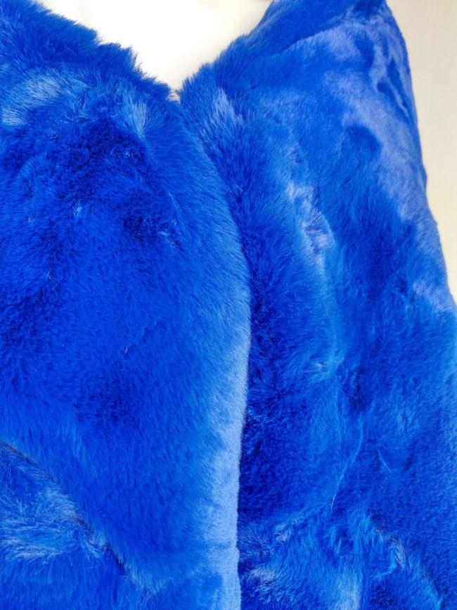 Estola UNNO Azul Clein Electrico 02