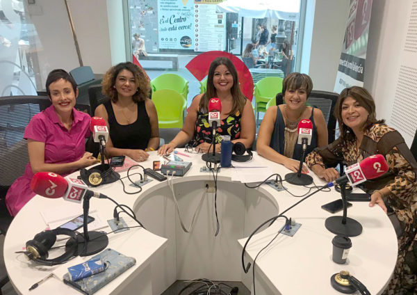 Regular Guest spot on Valencian Radio - Fashion 3