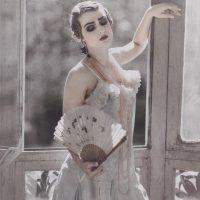 Sesión de fotos inspiración Tocados años 20 16