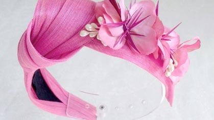 Diademas de Flores 10